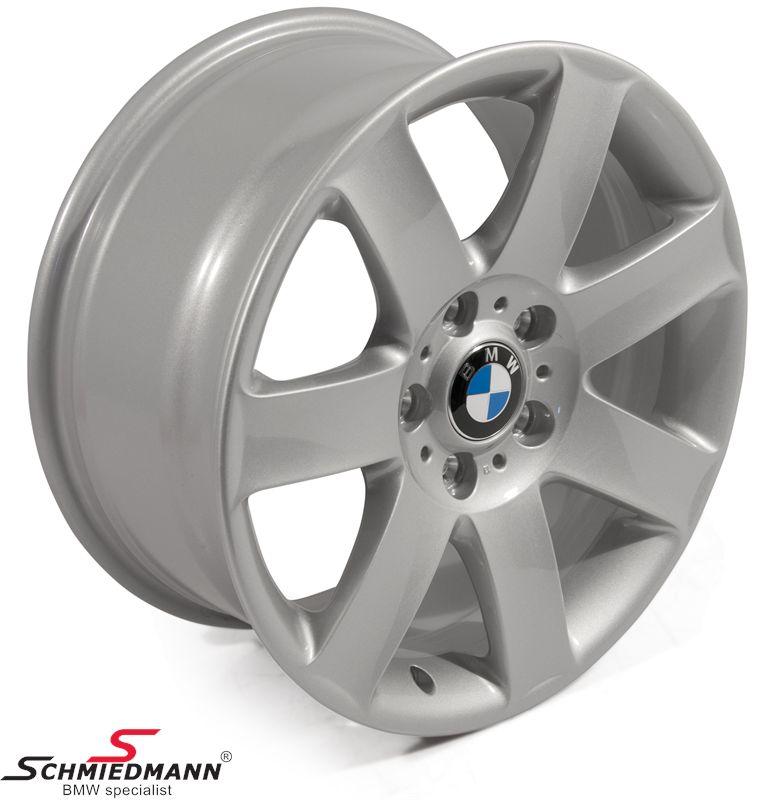 """17"""" Sternspeiche 44 fælge 8X17 (original BMW)"""
