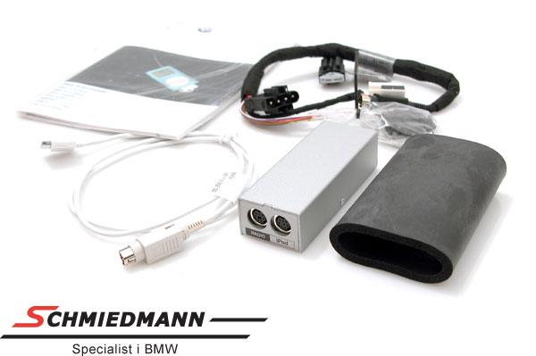 IPOD-tilslutning original BMW eftermonterings-sæt