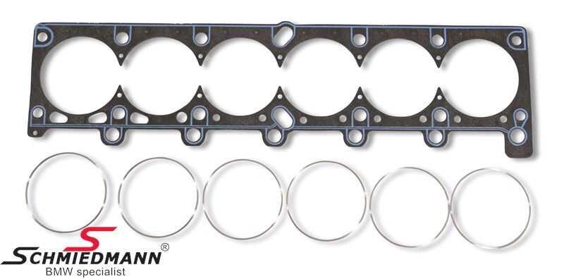 Athena cooper ring gasket M20 85,5MM / 2MM