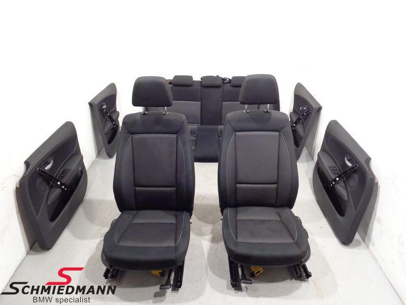 Interior with seatheating