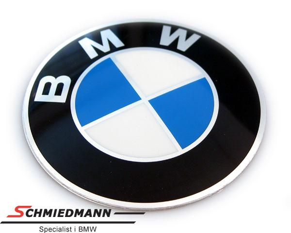 Emblém D70MM kulatý