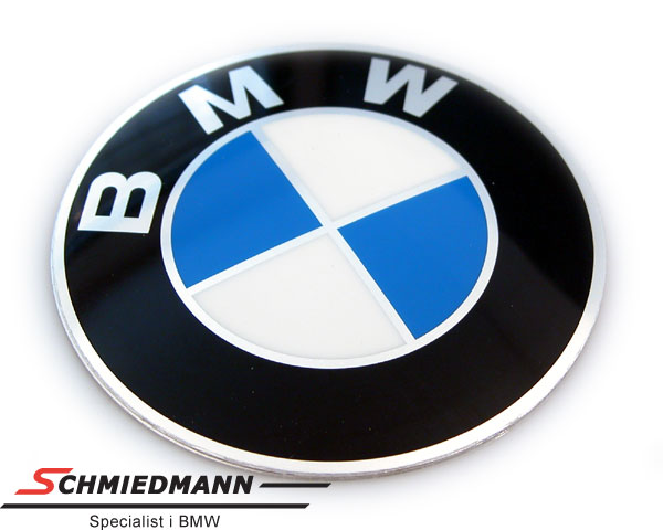 Emblem D70MM rounded