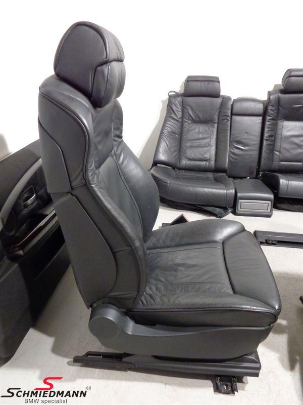 Comfort Leather Interior E65 A45008
