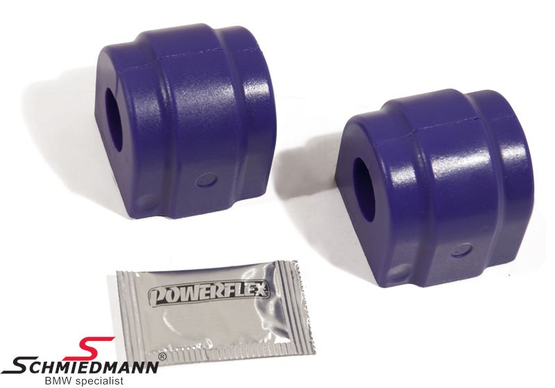 Powerflex racing stabilisator bøsnings-sæt for 24MM