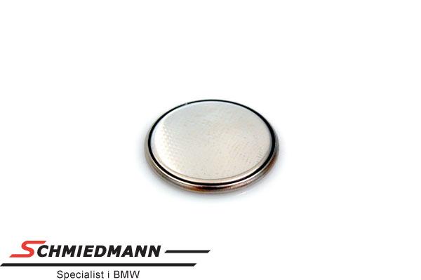 Mikro-batteri til nøgle med infarød fjernbetjening