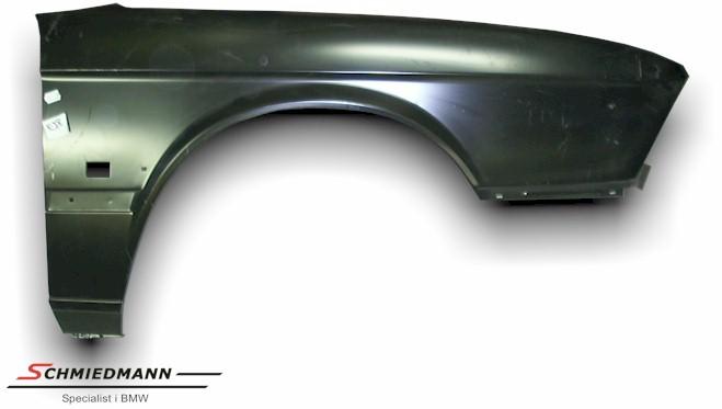 Forskjerm E28 h/s m/hull til blink u.org.