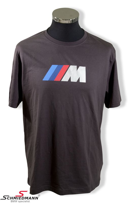 T-shirt black BMW M-Technik collection men