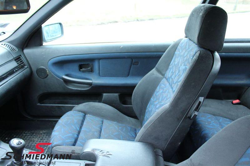 C13192 Alcantara Sport Interior Coupe