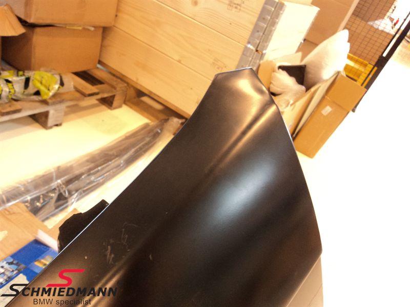 Sidefender L.-side with hole for side indicator -DEMO-Corner is bent