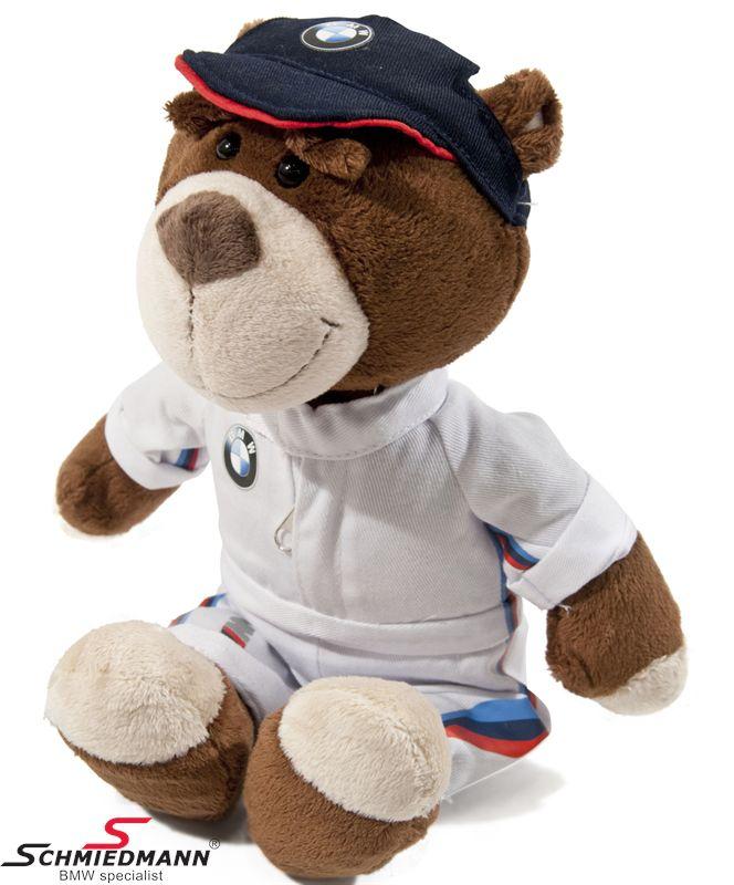 Motorsport Teddy Bear