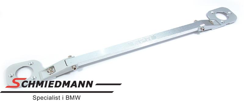 Domstrebe vorne Aluminium poliert München Edition