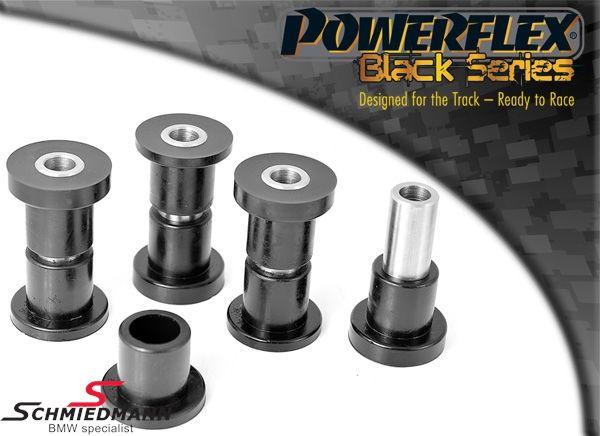 Powerflex racing -Black Series- rubber mountings trailing arm
