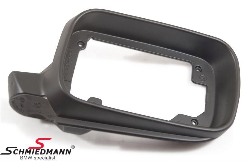 Sidespejl-ramme H.-side (original BMW)
