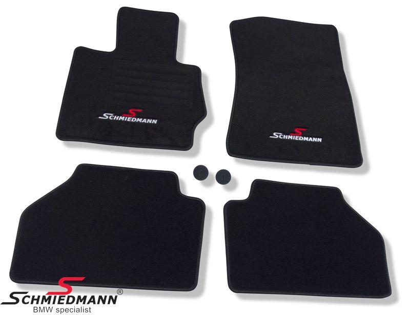 Schmiedmann -Sport Edition- mustat lattiamatot eteen/taakse