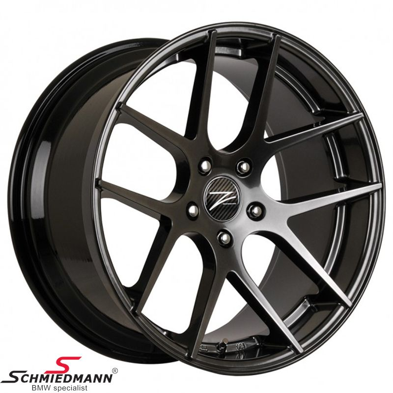 "18"" Z-Performance -Type 7- rim 8x18, Hyper Black"