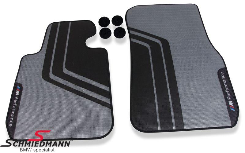 """Fussmatten vorne """"BMW M-Performance"""", original BMW"""