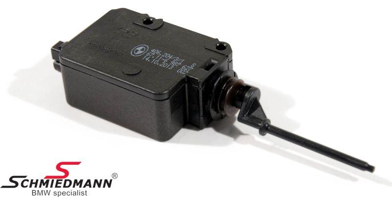 Centrallås motor brændstof påfyldnings-klap