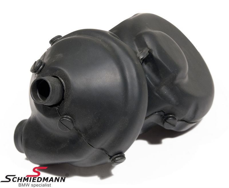 Crankcase ventilation valve (for cold country models and Canada)