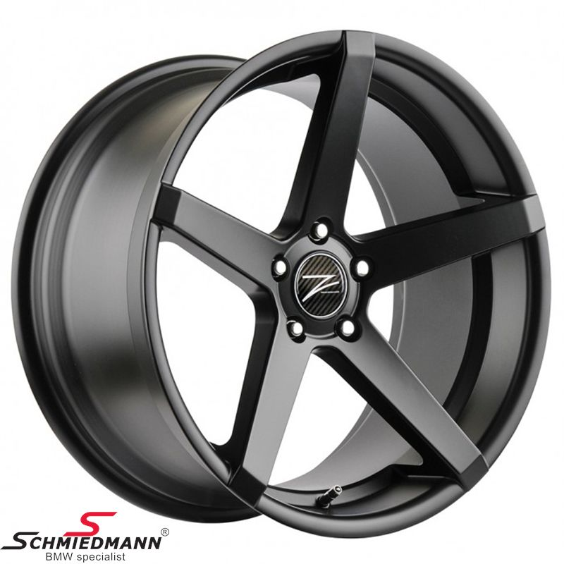 "18"" Z-Performance -Type 6- rim 8x18, Matte Black"