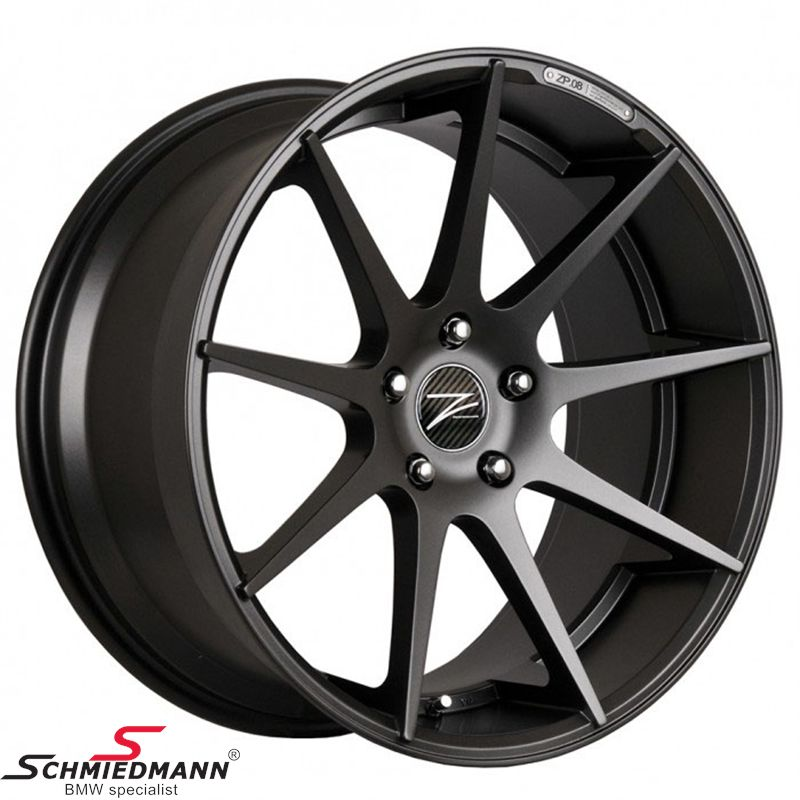 "20"" Z-Performance -Type 8- fælg 8,5X20 ET35, Matte Gun Metal"