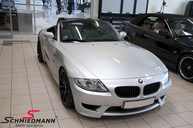 Frontspoiler original BMW Z4 M3.2, retrofit kit