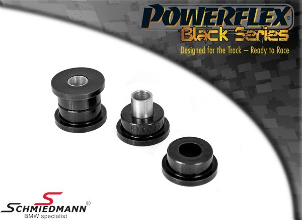 Powerflex racing -Black Series- stabilizer link bush-set rear lower, connects the link rod to the arm