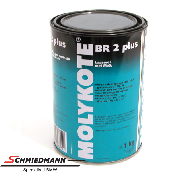 Bearing grease 1KG Molykote BR 2 Plus
