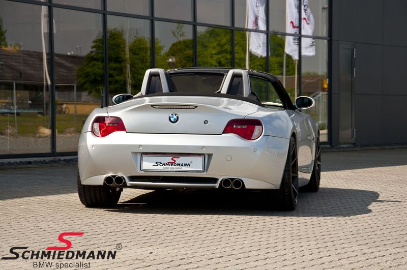 Rearskirt original BMW Z4 M3.2, retrofit kit