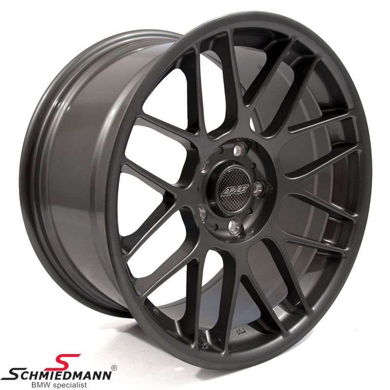 "18"" original APEX ARC-8 lightweight racing rim 10,5x18 (available in 4 colors)(fits only rear)"