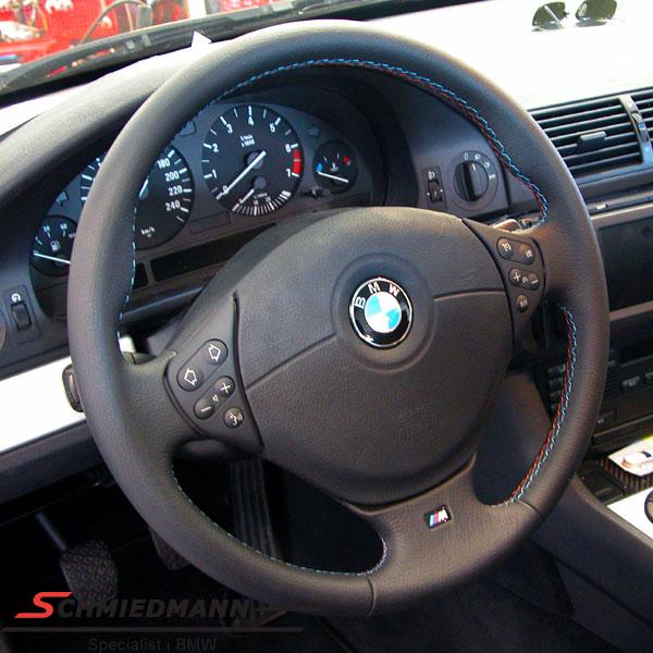 Sportsrat læder M-Technic uden airbag D=385MM