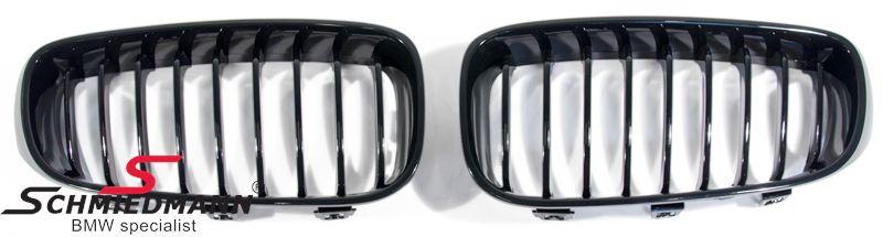 NF34GTSB BMW F34GT -  Munuais sarja - kiiltävä musta