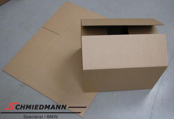 Brun standard papkasse 580X440X370