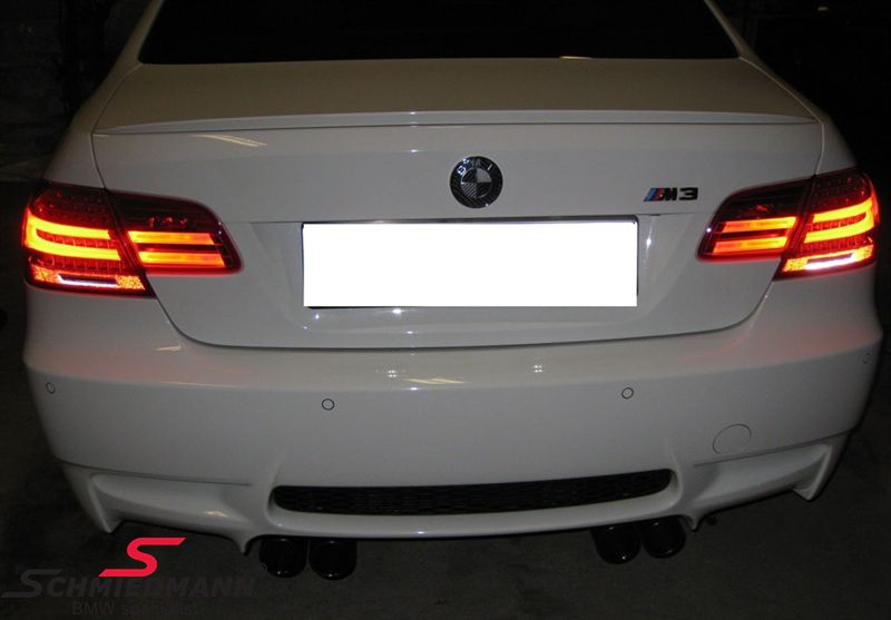 Baglygter LCI facelift upgrade original BMW