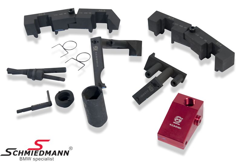 Vanos camshaft tool set for M60+M62 engines