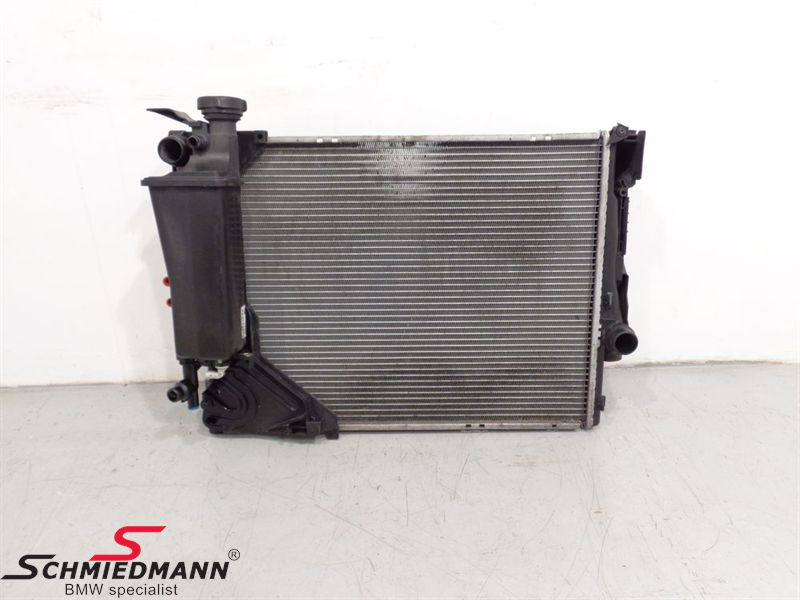Hydrostatic Transmission Mini Tank : Bmw mini radiator package complete schmiedmann