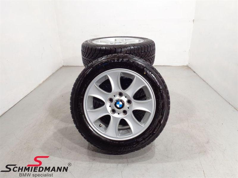 """16""""  org. BMW wheels Sternspeiche 151 (Original BMW)"""