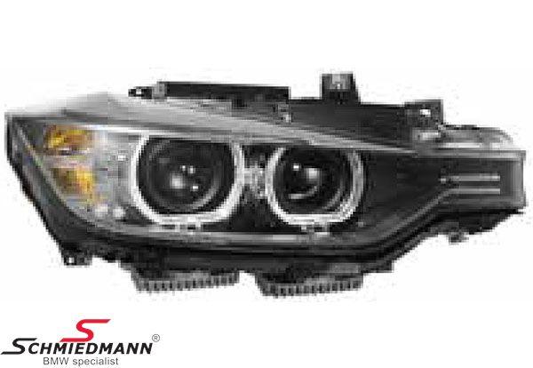 Forlygte D1S Bi-xenon H.-side komplet med xenon uden kurvelys original BMW