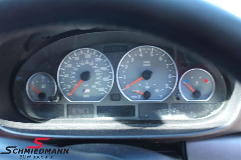 BMW E46 - Instrument cluster/various displays - Schmiedmann
