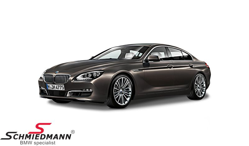 BMW miniature -BMW F06 Gran Coupé 6 serie- Frozen Bronze scale 1:18