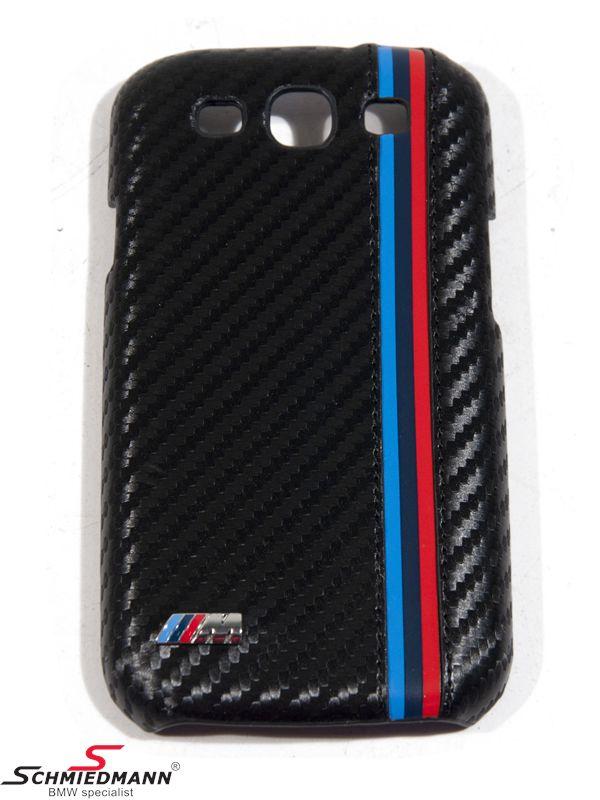 Samsung Galaxy S3 BMW M Hard Cover - carbon design