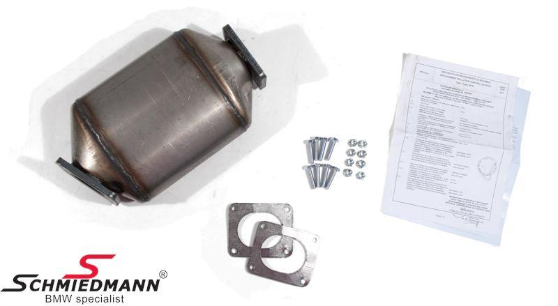 Diesel particulate-filter EU4