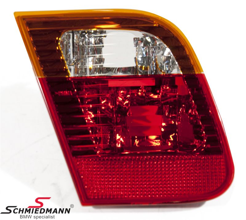 Taillight standard inner part on the trunk lid L.-side