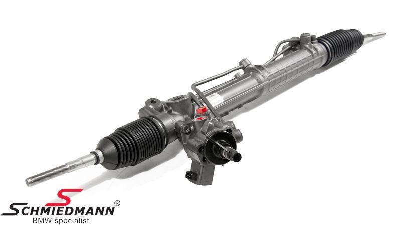 Steering gear powersteering with servotronic complete exchange