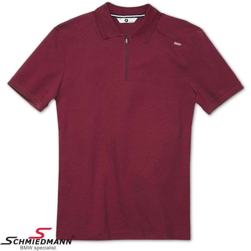 BMW Modern Polo Shirt, men Str. M