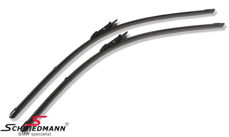 Wiper blade set, original BMW