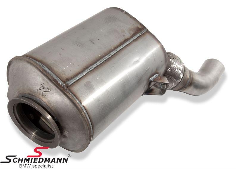 Diesel particulate-filter
