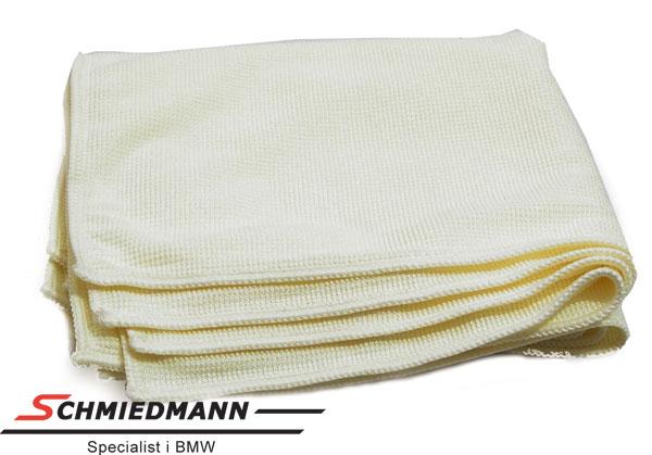 Polerklud til efterpolering gul speciel til autolak 310X350MM