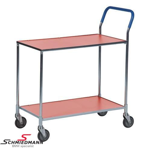 Picking trolley basic red 150KG