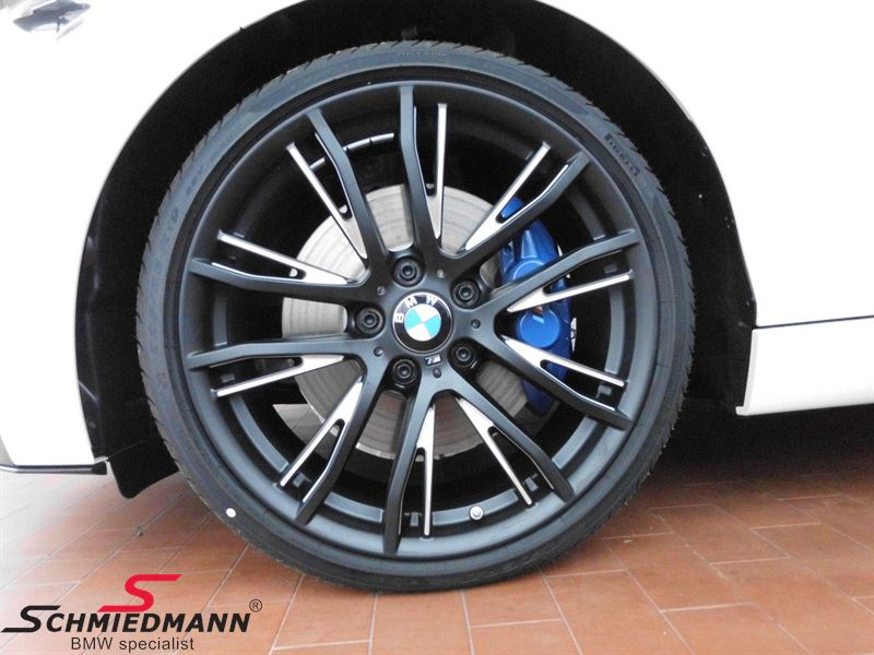 Bmw F30 Alloy Wheels Winter Without Tyres 20 Original Bmw