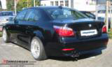 B5250.00760 BMW E60 -  Eisenmann sport rear silencer 2XØ76MM